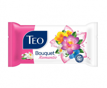 Сапун Teo Bouquet Romantic 70 г
