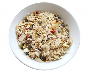 Био мюсли и зърнени закуски