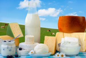 Млечни продукти и Яйца