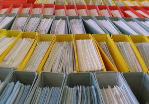 Подреждане на документи и други
