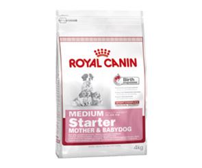 Кучешка храна ROYAL CANIN MEDIUM STARTER 4кг