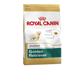 Кучешка храна ROYAL CANIN GOLDEN RETRIEVER JUNIOR ДО 15М 12кг
