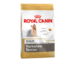Кучешка храна ROYAL CANIN ADULT YORKSHIRE TERRIER НАД 10М 1,5