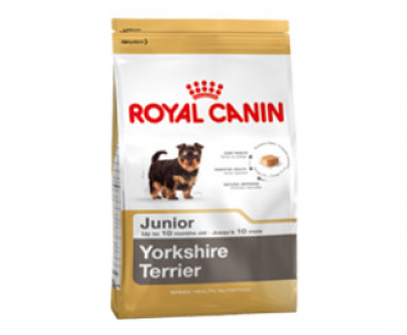 ROYAL CANIN YORKSHIRE TERRIER JUNIOR ДО 10М 1,5кг